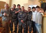 Охрана концерта братьев Сафроновых